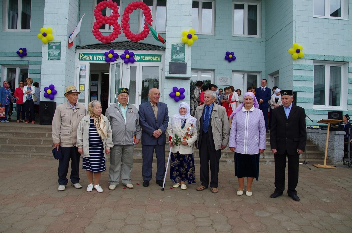 самые пожилые выпускники