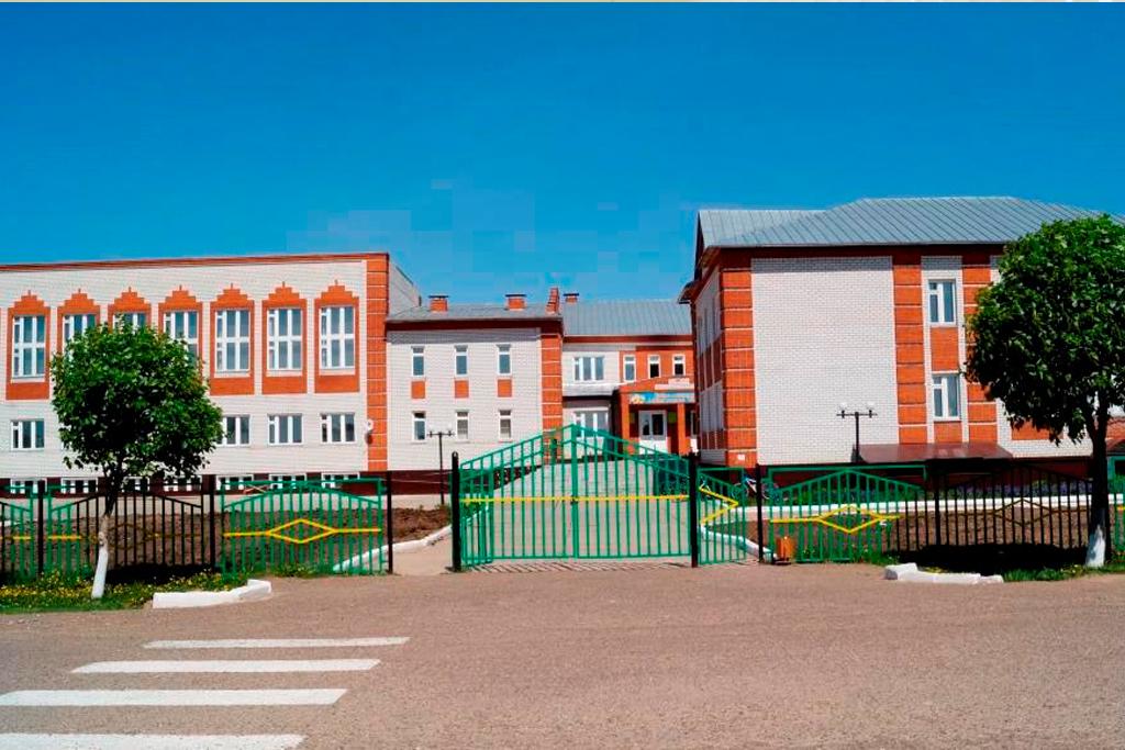 Лучшая сельская школа источник: сайт управления образования Сабинского района