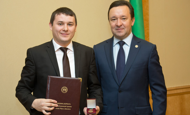 ТР Президенты матбугат хезмәте фотосы