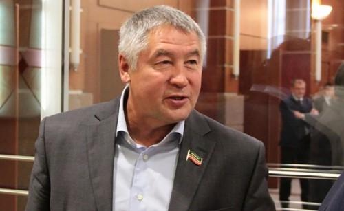 Депутат Государственной Думы Фоат Комаров