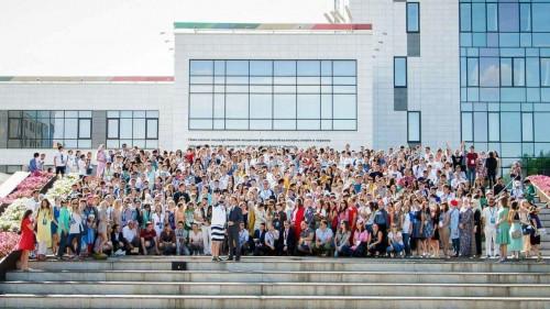 Бөтендөнья татар яшьләре форумы фотосы