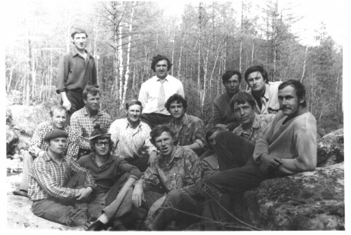 Фотолар Рәшит Хәйруллинның шәхси архивыннан