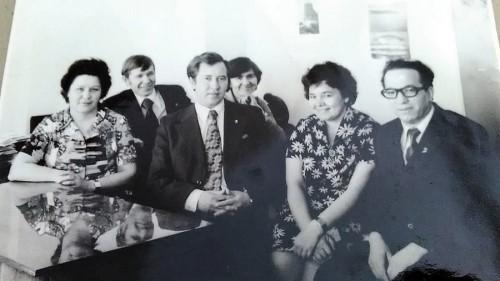 Встречи первых секретарей обкома Комсомола с редакторами детских, юношеских, комсомольских газет и журналов.